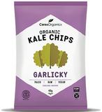 Ceres Organics Kale Chips Garlicky 40g