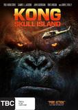 Kong: Skull Island DVD