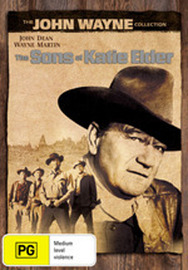 Sons of Katie Elder (Repackaged) on DVD image