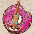 BigMouth Inc - Gigantic Pink Donut Towel