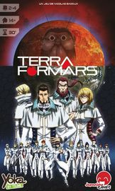 Terra Formars - The Game image