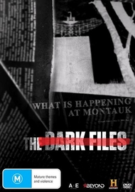 The Dark Files on DVD