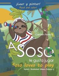 SOSO loves to play! by Carmen Flores image