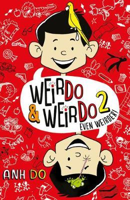 WeirDo 1&2 bind-up by Anh Do