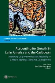 Accounting for Growth in Latin America and the Caribbean by Henri Fortin