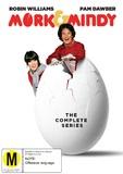 Mork & Mindy Complete Seasons 1-4 DVD