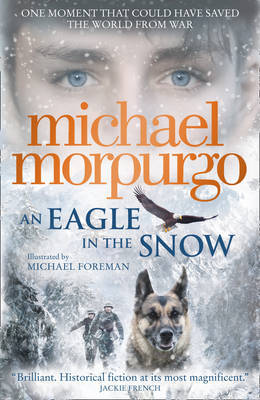 An Eagle in the Snow by Michael Morpurgo image