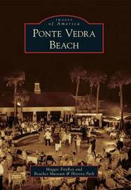 Ponte Vedra Beach by Maggie Fitzroy