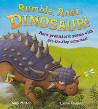Rumble, Roar, Dinosaur! by Tony Mitton image