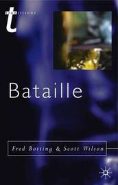 Bataille by Fred Botting image