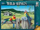 Holdson: 1000 Piece Puzzle Wild Wings A Country Life