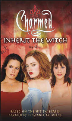 Inherit the Witch by Constance M. Burge image