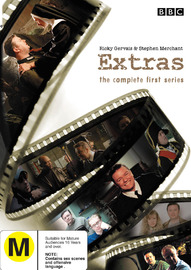 Extras - Complete Series 1 on DVD image