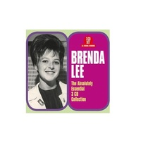 The Absolutely Essential 3 CD Collection by Brenda Lee