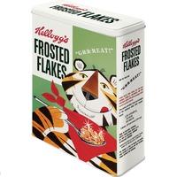Nostalgic Art: Storage Tin - Kellogg's Frosted Flakes (XL)