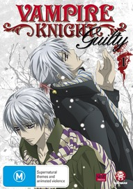 Vampire Knight Guilty (TV Season 2) Volume 1 on DVD