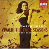 Vivaldi: The Four Seasons by Sarah Chang