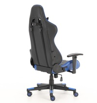 Playmax Elite Gaming Chair - Blue and Black for  image