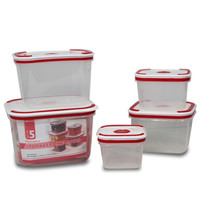 Microwaveable Food Storage Containers