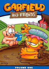Garfield And Friends - Vol. 1: Disc 2 on DVD