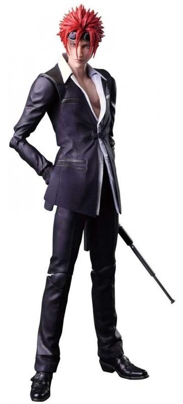 Final Fantasy VII Remake: Reno (Turks) - Play Arts Kai Figure
