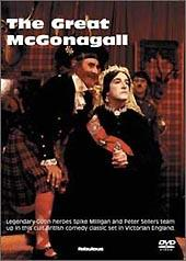 The Great Mcgonagall on DVD
