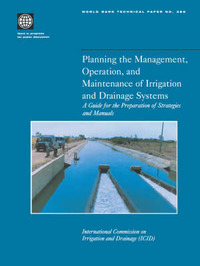 Planning the Management, Operation, and Maintenance of Irrigation and Drainage Systems