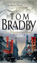 The Master of Rain by Tom Bradby image