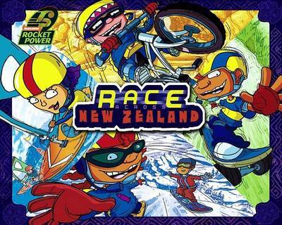 Race across New Zealand by Ostrow image