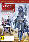 Star Wars: The Clone Wars: Season 2 - Volume 3 on DVD