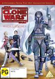 Star Wars: The Clone Wars: Season 2 - Volume 3 DVD