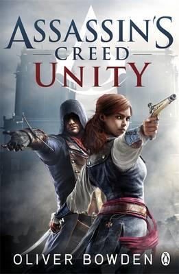 Unity by Oliver Bowden