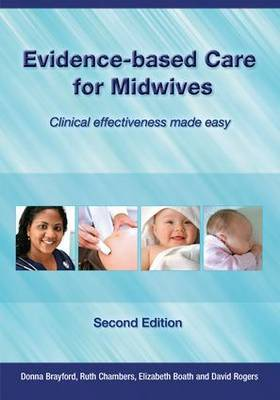 Evidence-Based Care for Midwives by Donna Brayford image