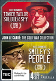 Tinker Tailor Soldier Spy / Smiley's People - Double Pack DVD