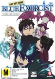 Blue Exorcist - Complete Series on DVD