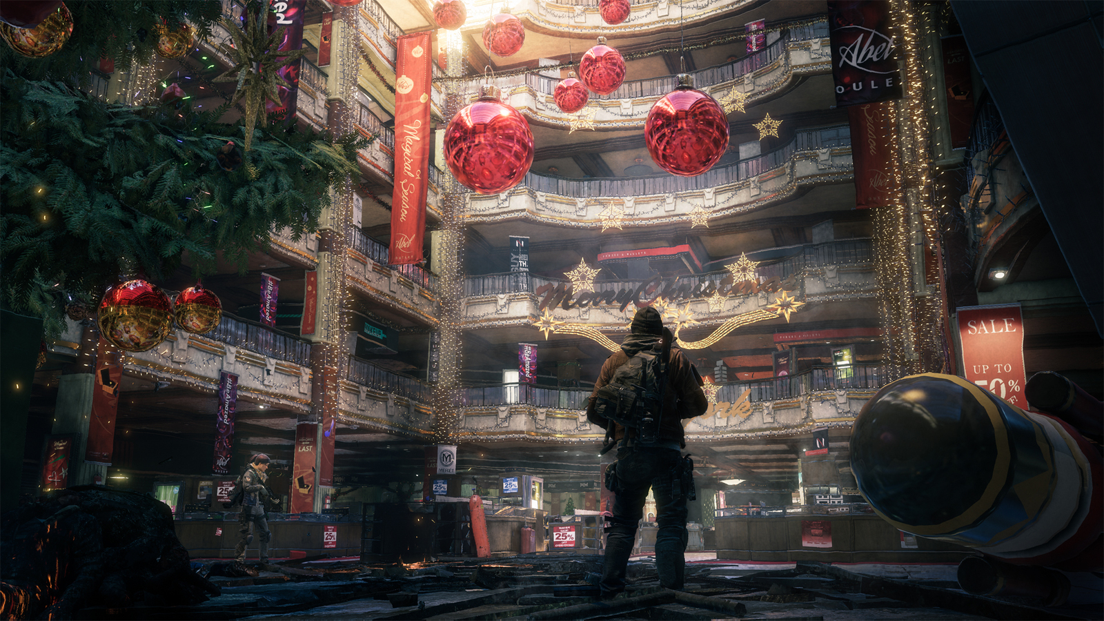 Tom Clancy's The Division for Xbox One image