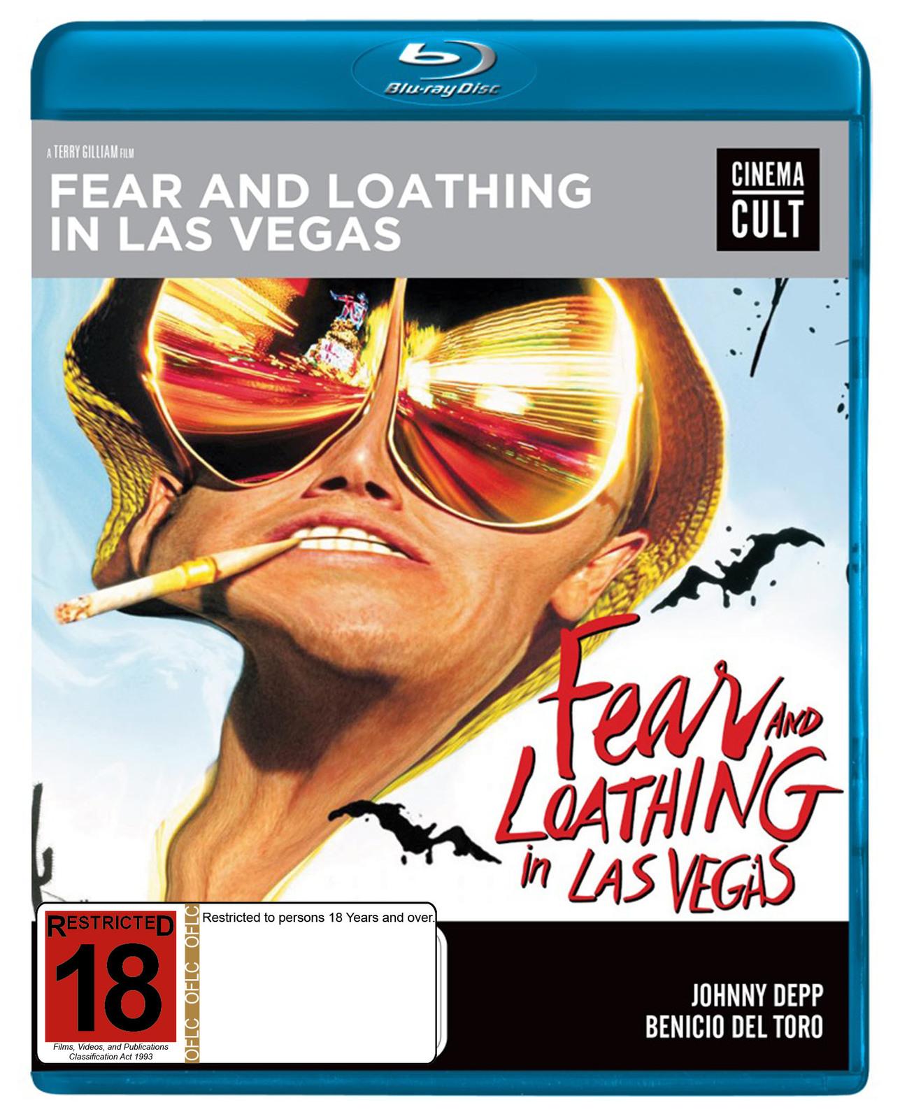 Fear & Loathing In Las Vegas on Blu-ray image