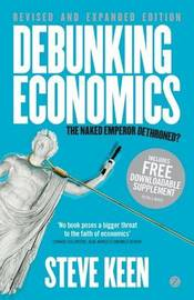Debunking Economics by Steve Keen image