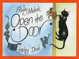 Slinky Malinki, Open The Door (BB) by Dame Lynley Dodd