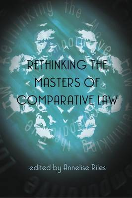 Rethinking the Masters of Comparative Law image