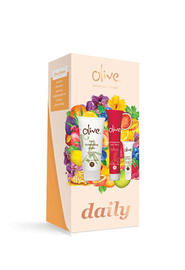 Olive Body Gift Pack - Daily