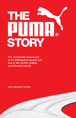 The PUMA Story by Rolf-Herbert Peters image