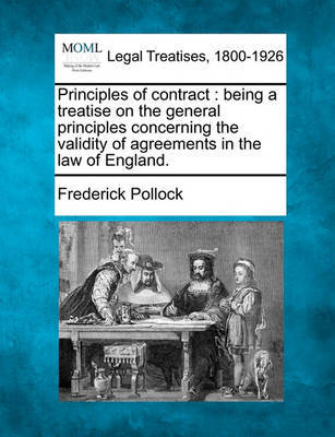 Principles of Contract by Frederick Pollock image