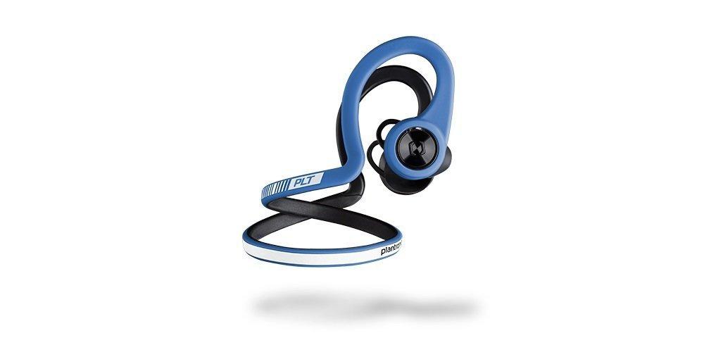 Plantronics Backbeat Fit Wireless Sport Headset - Blue image