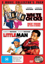 White Chicks / Little Man - 2 Movie Collector's Pack (2 Disc Set) on DVD