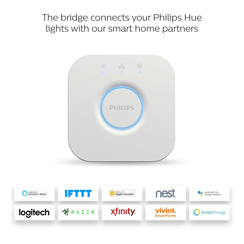 Philips Hue Bridge image