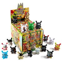 "Dunny: Basquiat Series - 3"" Vinyl Minifigure (Blind Box)"