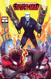 Miles Morales: Spider-man - #5 (Cover A) by Saladin Ahmed