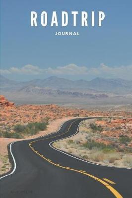 Roadtrip Journal by Ann Helge