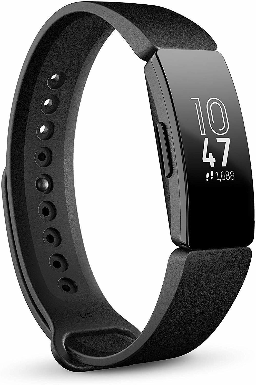 Fitbit Inspire Fitness Tracker - Black image